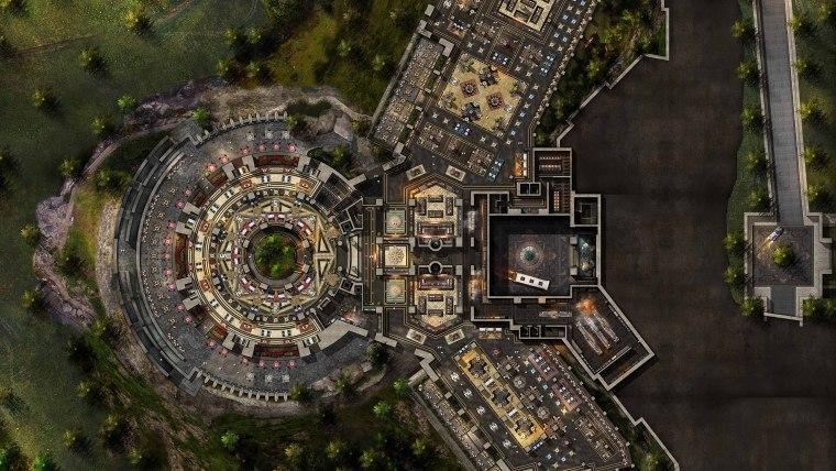 世界野生动物园酒店丨设计方案+效果图-平面 (2)