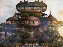 世界野生动物园酒店丨设计方案+效果图