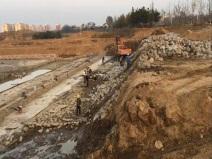 河道治理浆砌石与格宾挡墙施工组织设计