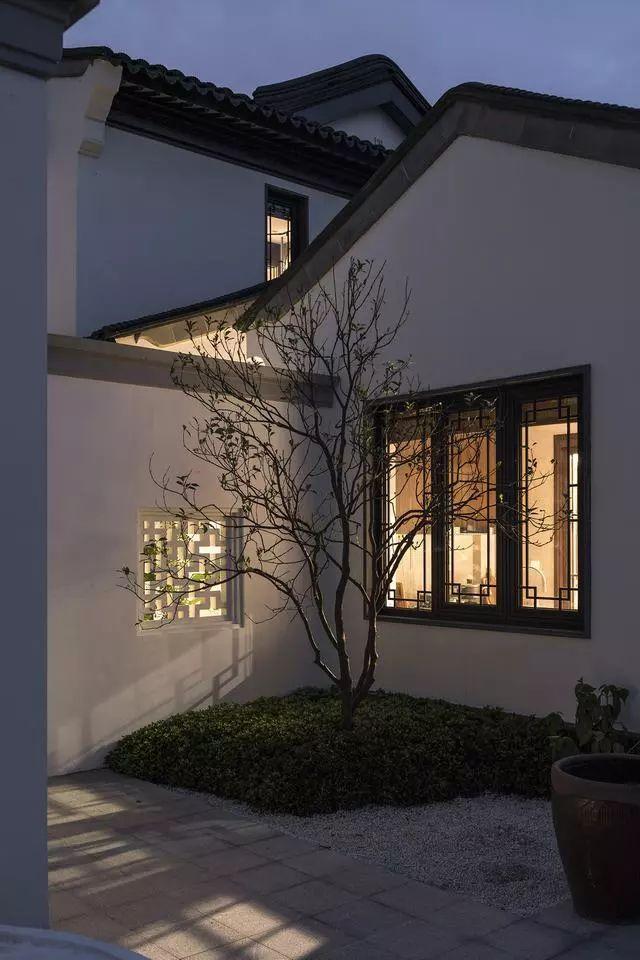 高容积率、多庭院|新中式叠院的颠覆性革命_12