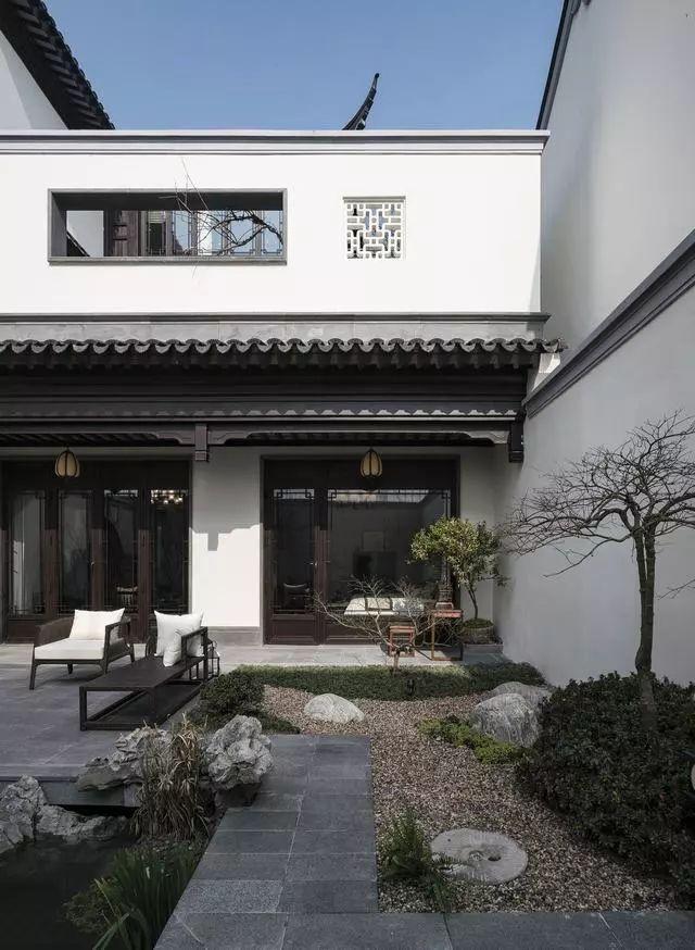 高容积率、多庭院|新中式叠院的颠覆性革命_26