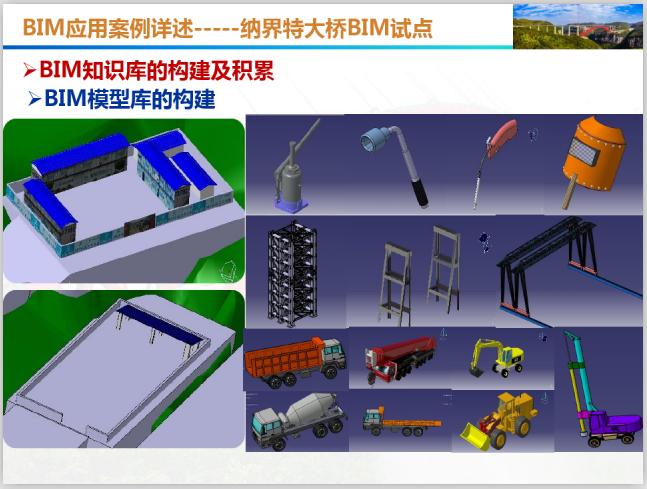 BIM应用发展规划与案例详述(101页)-BIM模型库的构件