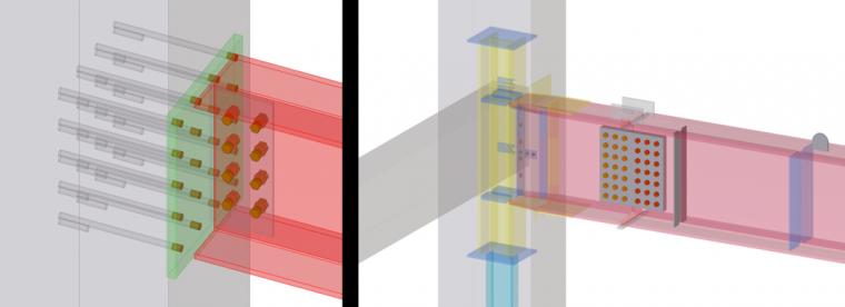 劲性结构中钢结构常见节点与安装注意事项_10