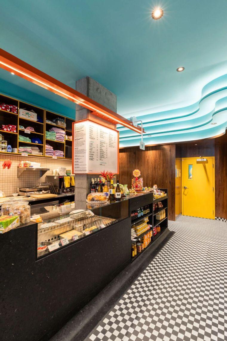 意大利CaffettieraCafféBar店室内实景图8
