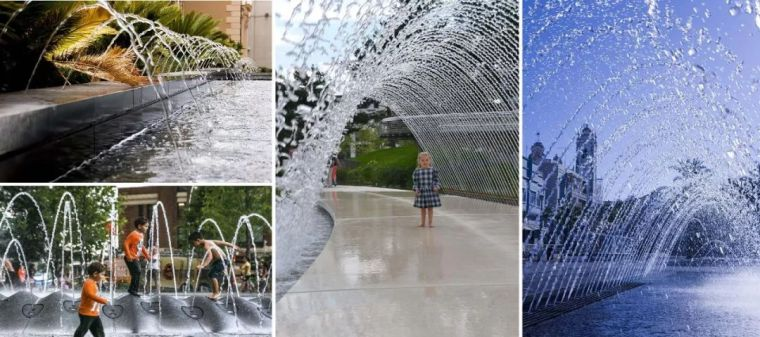 喷泉,景观有趣的存在!_5