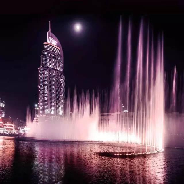 喷泉,景观有趣的存在!_3