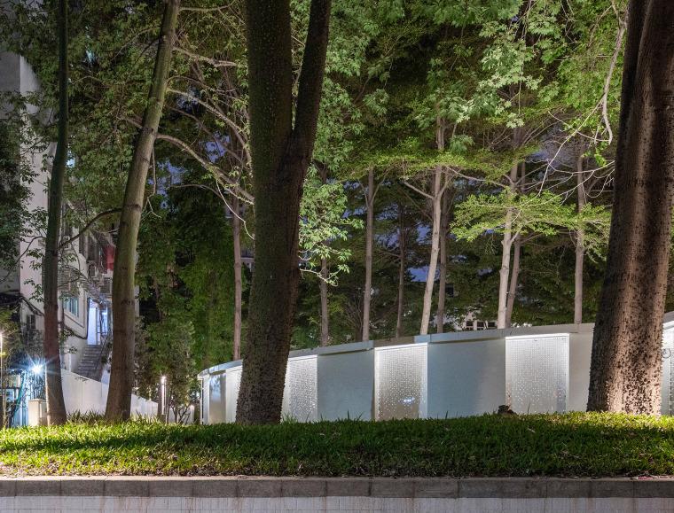 广州东山少爷南广场社区公园改造实景图11