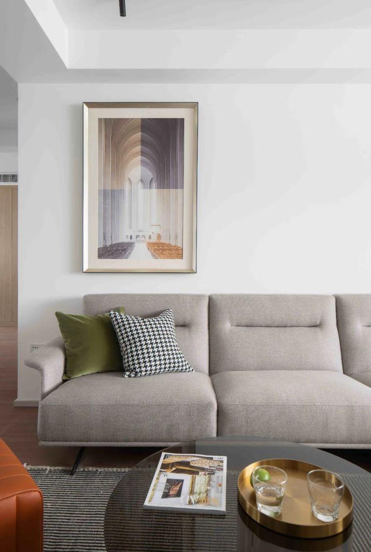 """收纳墙与三大""""空间折叠""""让这个家倍感舒适_15"""