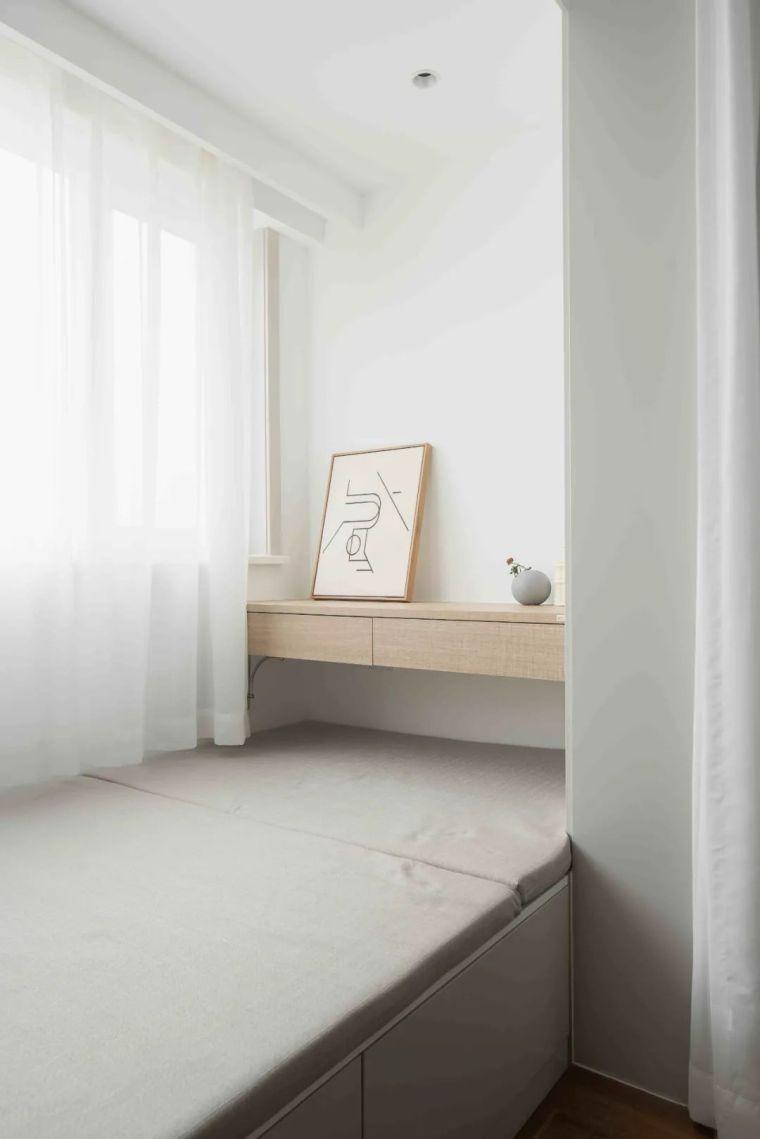 """收纳墙与三大""""空间折叠""""让这个家倍感舒适_16"""