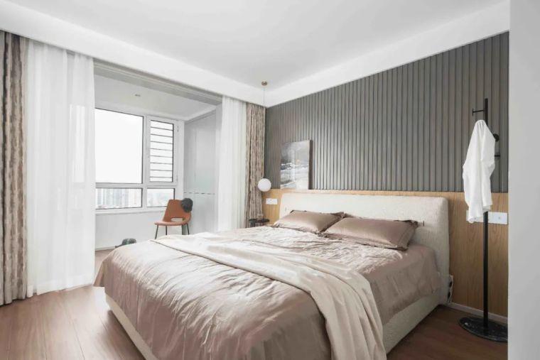 """收纳墙与三大""""空间折叠""""让这个家倍感舒适_19"""