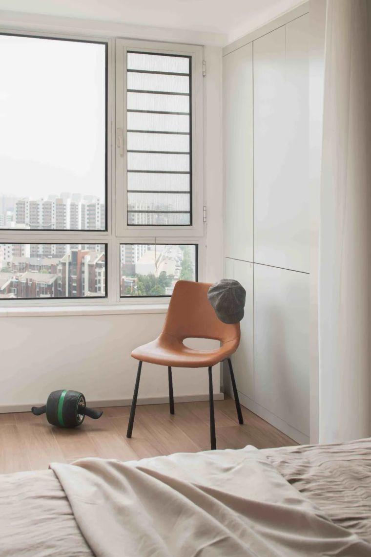 """收纳墙与三大""""空间折叠""""让这个家倍感舒适_22"""