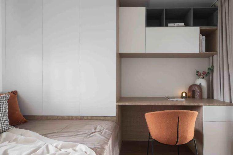 """收纳墙与三大""""空间折叠""""让这个家倍感舒适_23"""