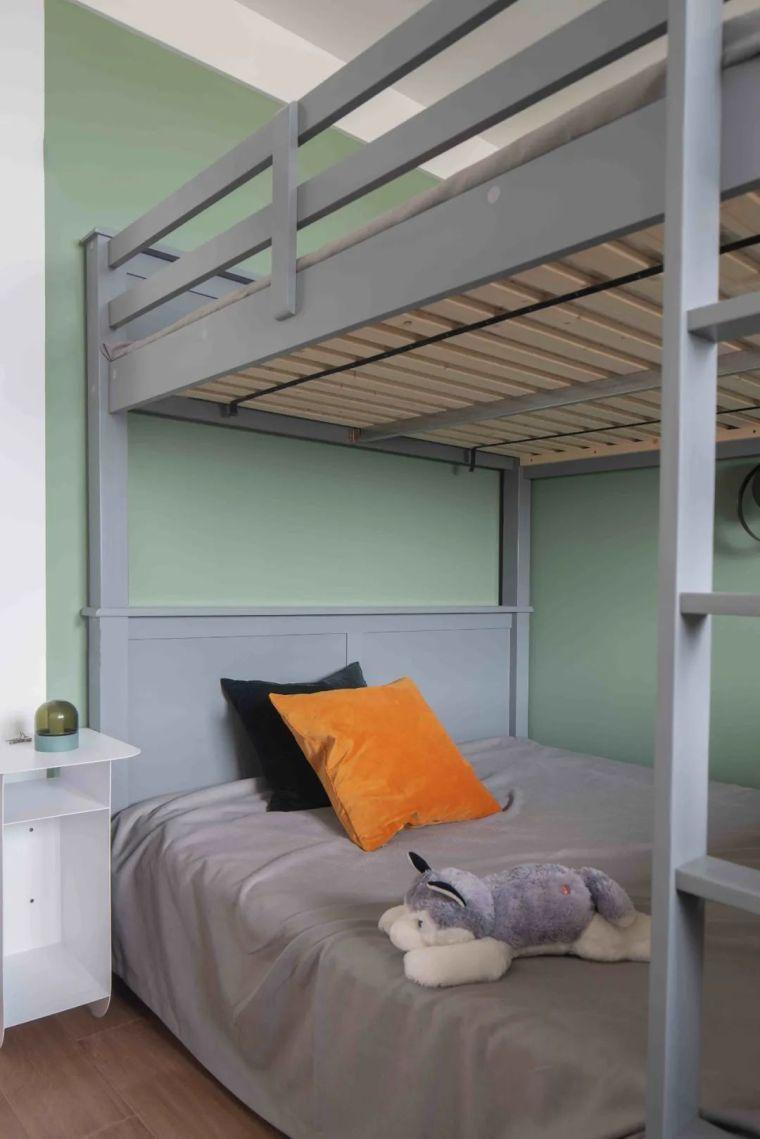 """收纳墙与三大""""空间折叠""""让这个家倍感舒适_25"""