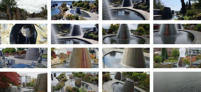 喷泉,景观有趣的存在!_19