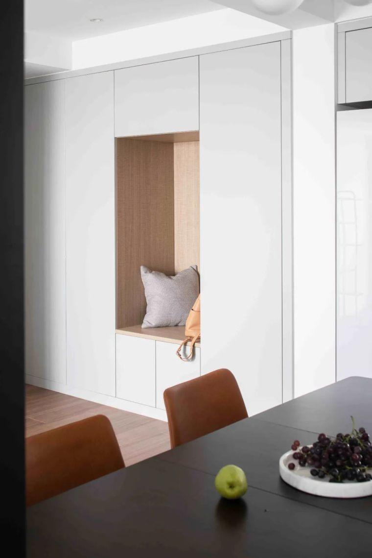 """收纳墙与三大""""空间折叠""""让这个家倍感舒适_2"""