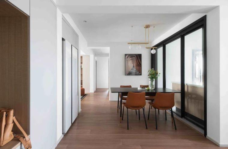 """收纳墙与三大""""空间折叠""""让这个家倍感舒适_3"""