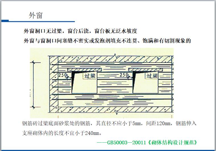 住宅实测实量飞行检测实施方案(147页)-外窗