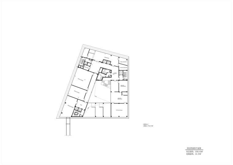 成都金牛区图书馆及外化成中学平面图6