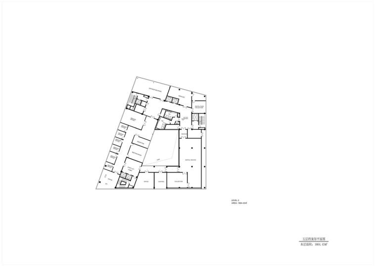 成都金牛区图书馆及外化成中学平面图7