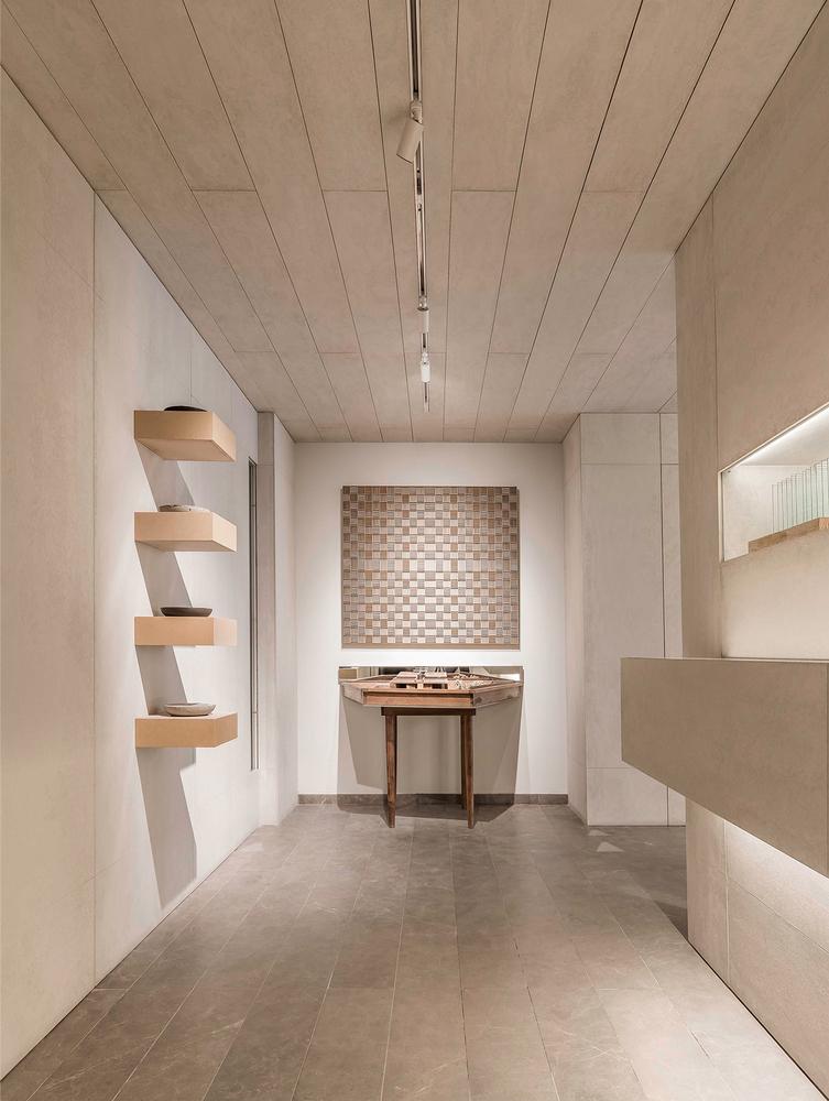 墨西哥DiVeceArquitectos工作室-墨西哥Di Vece Arquitectos工作室室内实景图1