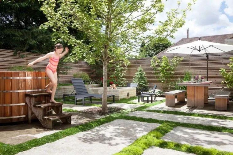多种低维护的庭院植物景观,值得参考_20