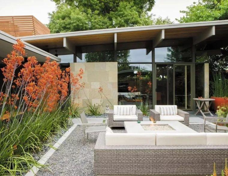 多种低维护的庭院植物景观,值得参考_23