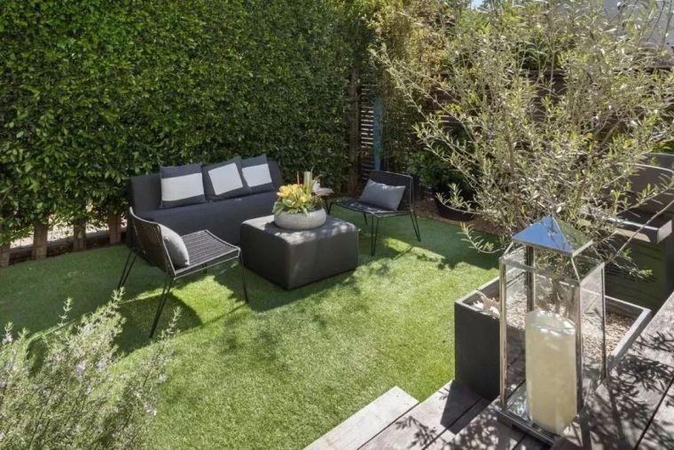 多种低维护的庭院植物景观,值得参考_24