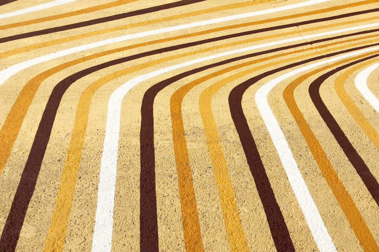 加拿大移动的沙丘装置实景图11