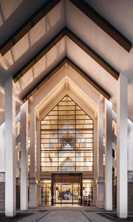 [广州]南沙珠江湾售楼处室内装修设计施工图-2019-01-07-16-28-44