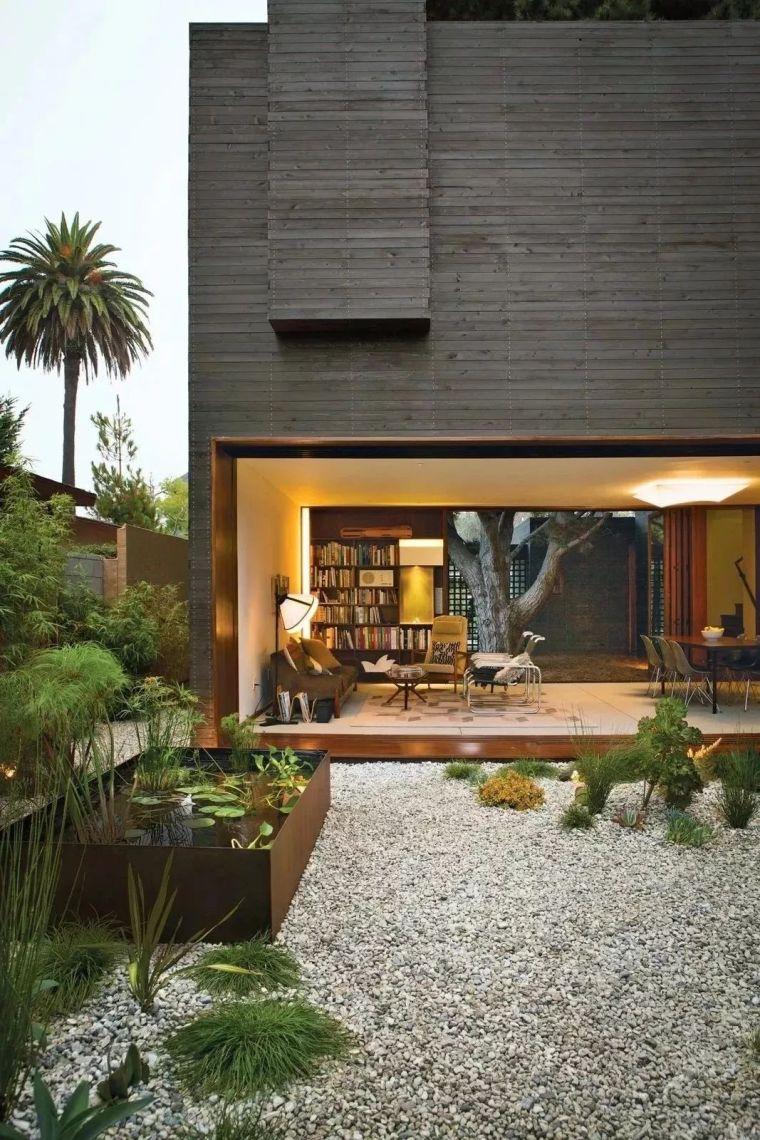 多种低维护的庭院植物景观,值得参考_1