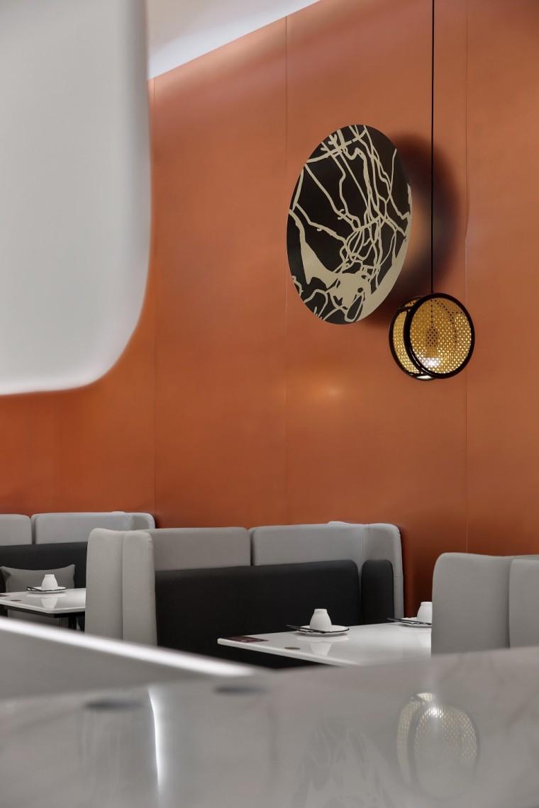 珠海日日香鹅肉饭店室内实景图8