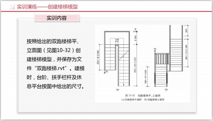 工业设计研究院BIM知识精讲三(209页)-创建楼梯模型