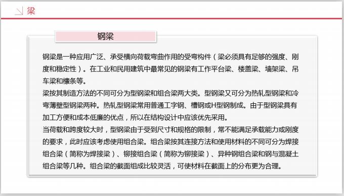 工业设计研究院BIM知识精讲三(209页)-钢梁