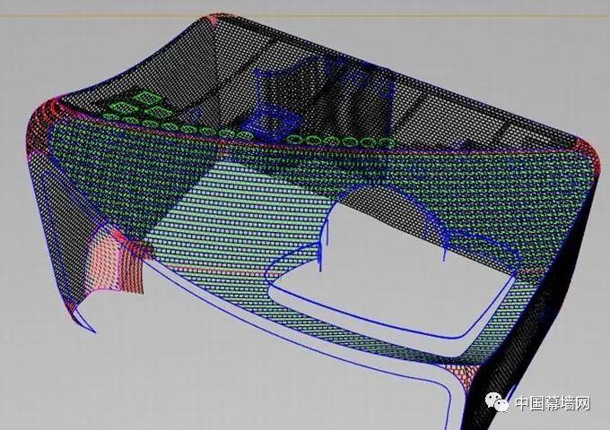 被动式公共建筑外立面幕墙的设计要点_6