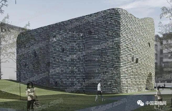 被动式公共建筑外立面幕墙的设计要点_3