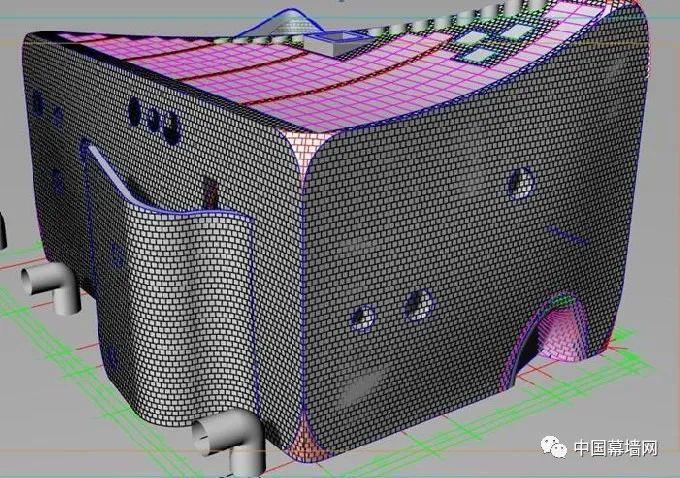 被动式公共建筑外立面幕墙的设计要点_5