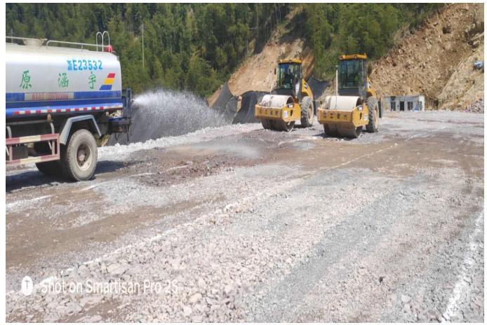 水库大坝填筑工程质量控制-碾压