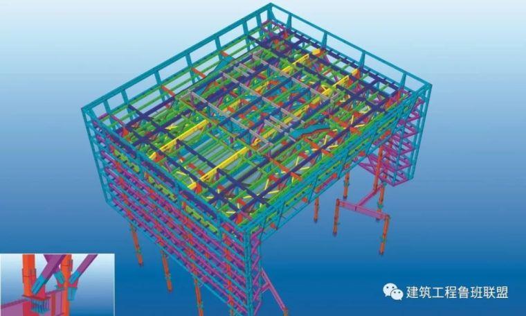 桁架建筑如何深化设计?_12