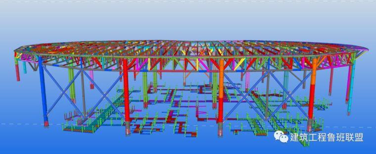桁架建筑如何深化设计?_9