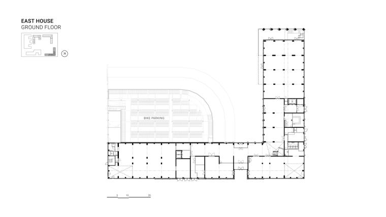 荷兰OurDomain学生公寓平面图5