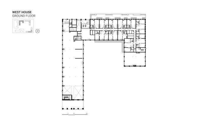 荷兰OurDomain学生公寓平面图8
