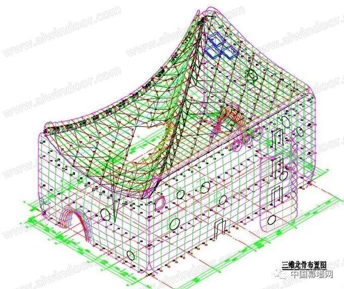 被动式公共建筑外立面幕墙的设计要点_16