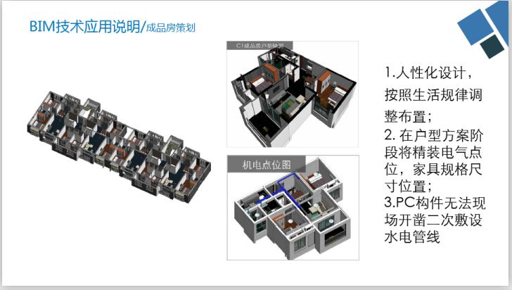 12万平办公楼BIM汇报方案(PPT)-科技人才大厦BIM技术应用汇报(68页)-成品房策划