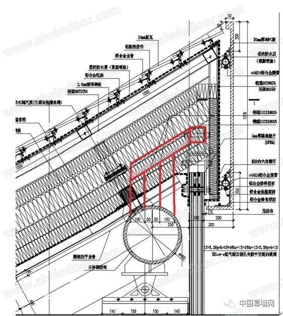 被动式公共建筑外立面幕墙的设计要点_21
