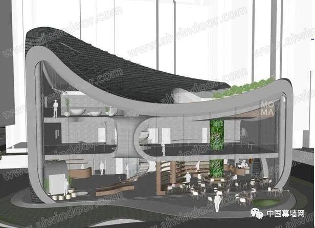 被动式公共建筑外立面幕墙的设计要点_17