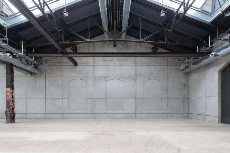 德国瓦根哈伦斯图加特文化中心内部实景图4