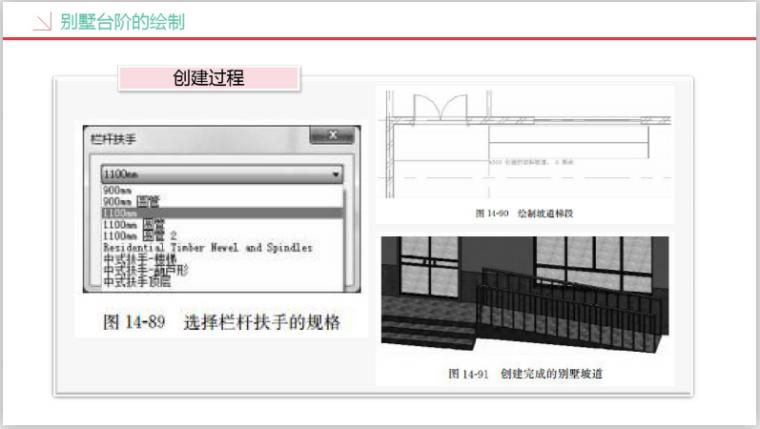 工业设计研究院BIM知识精讲四(252页)-别墅台阶的绘制