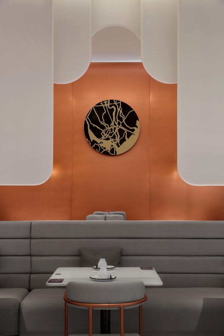 珠海日日香鹅肉饭店室内实景图13