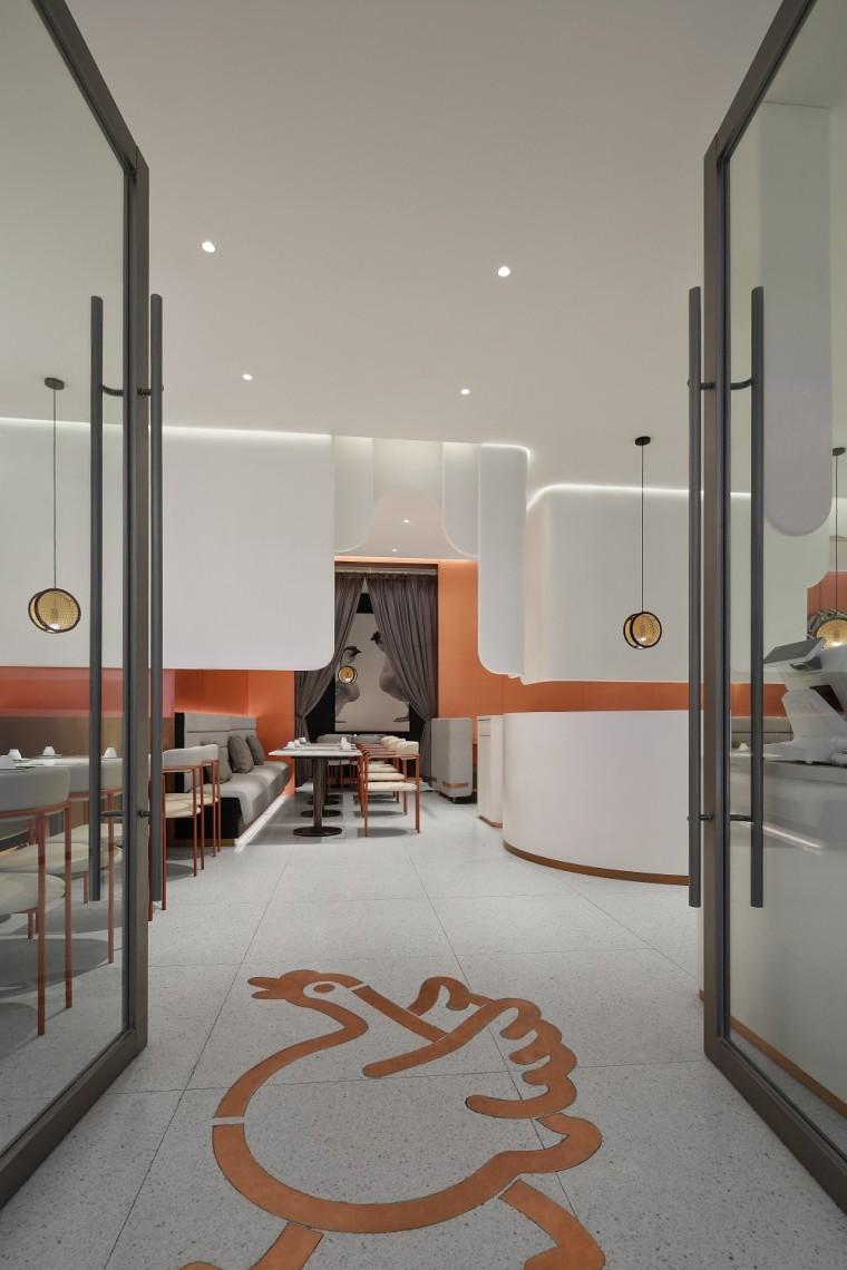 珠海日日香鹅肉饭店室内实景图1