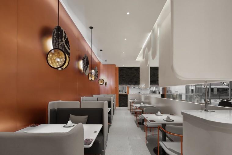 珠海日日香鹅肉饭店室内实景图15